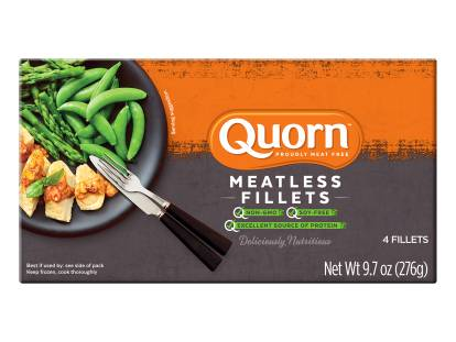 Quorn Meatless Fillets
