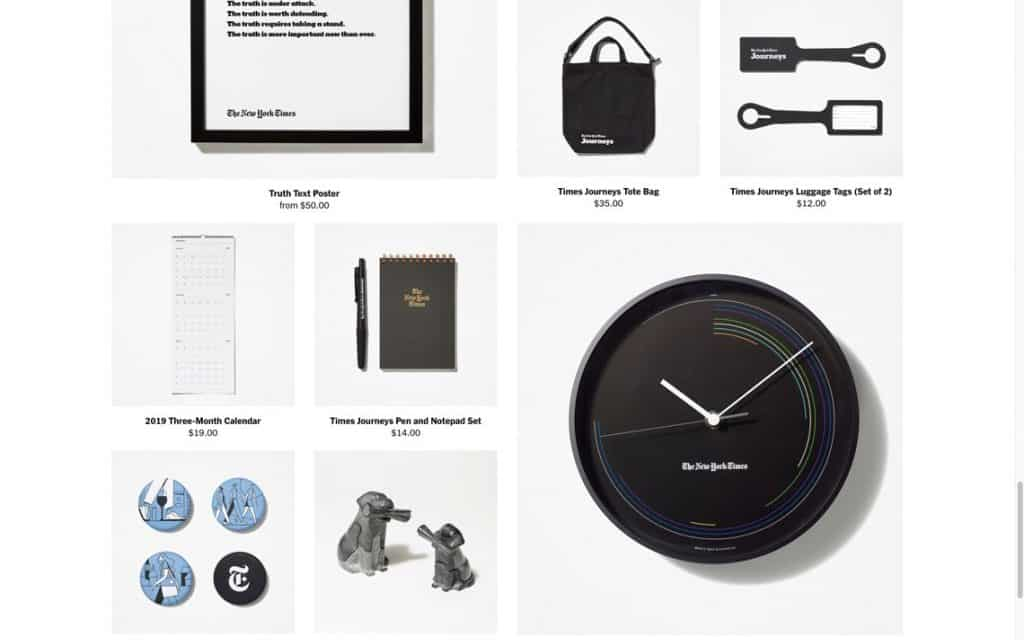 Save 15% off sitewide at The New York Times Store on D.C.!