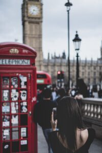 West End London by Paul Gilmore from Unsplash