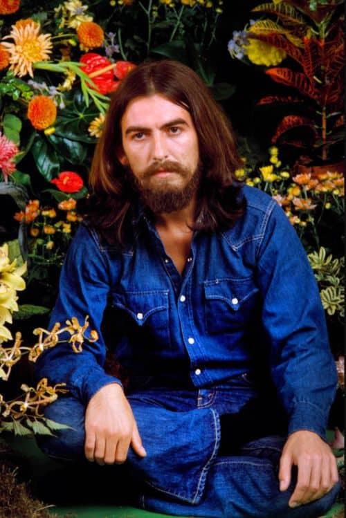 George Harrison 1970 by Wolfgang Heilemann