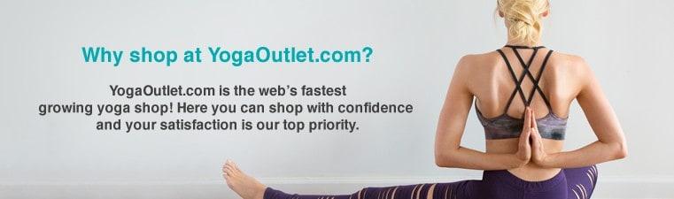 Why Shop Yoga Outlet banner