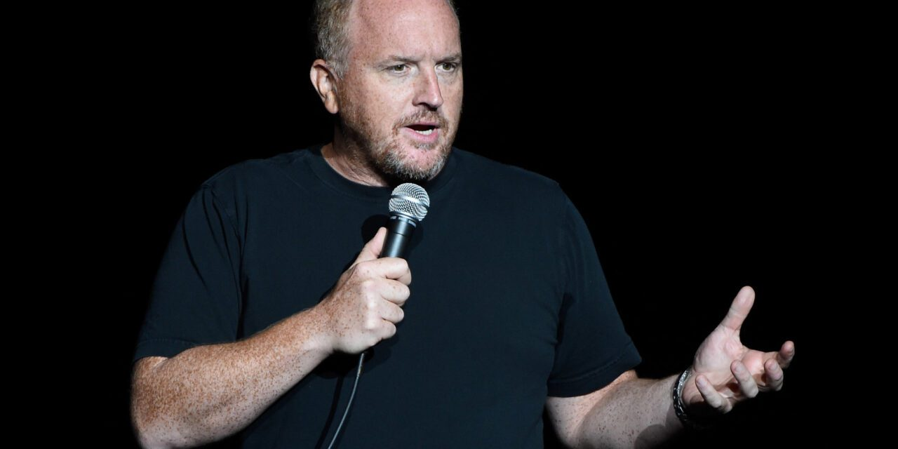 Louis CK routine analysis