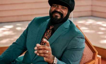 Sometimes an interpretation adds new insight to the original-Gregory Porter shows us how