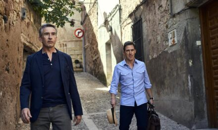 Steve Coogan and Rob Brydon, your thoughts?