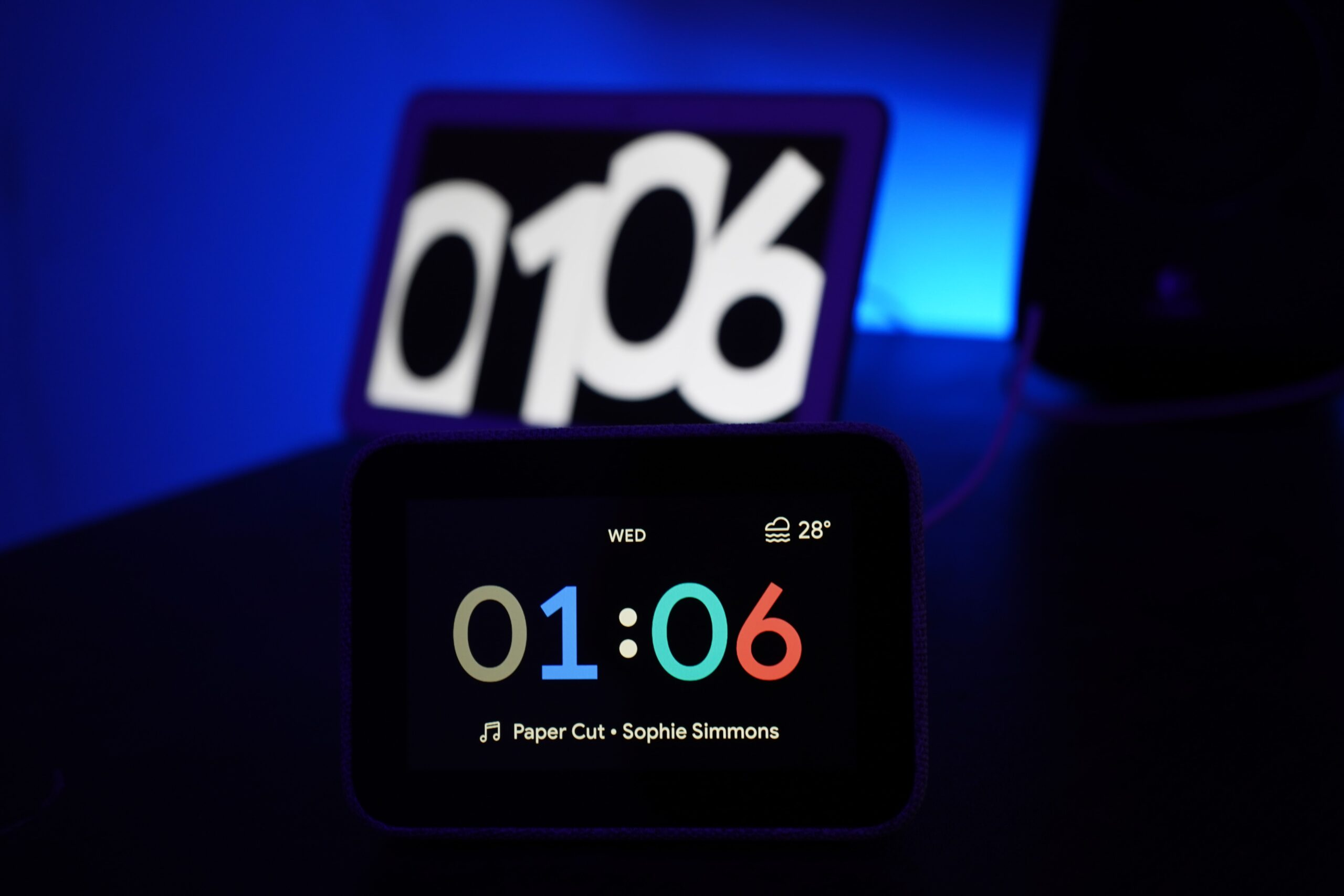 Smart Digital Clock image by Yasin Hasan on Unsplash