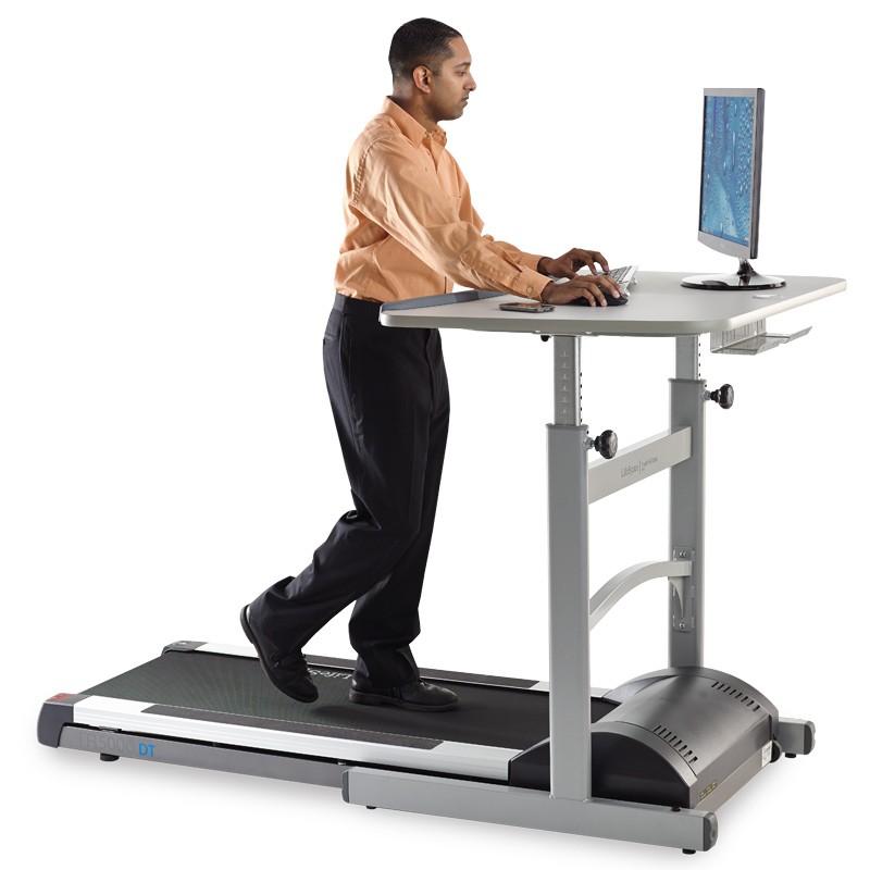 Lifespan Fitness TR5000 DT5 Treadmill Desk