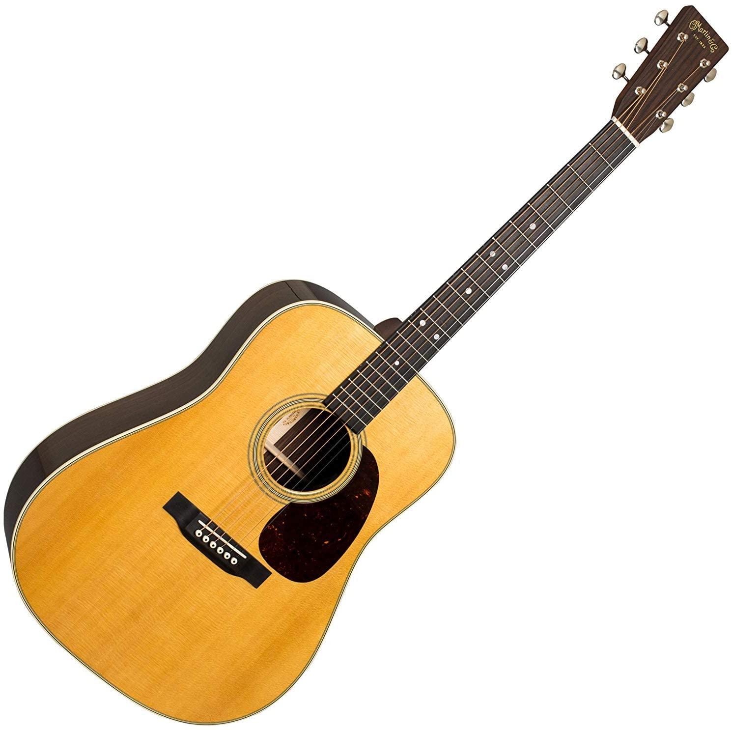 Martin D-28 (2017) Dreadnought Acoustic Guitar