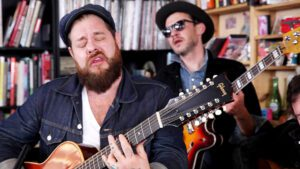 Tiny Desk Concert withNathaniel Rateliff and the NIght Sweats