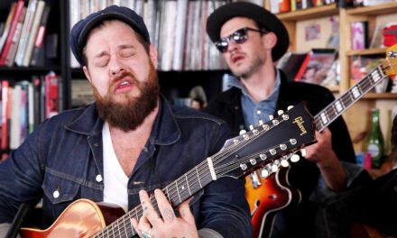 Austin to boston keeps paying dividends, now Nathaniel Rateliff and the night sweats!