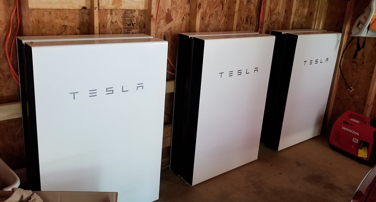 Tesla-Powerwall-Installed