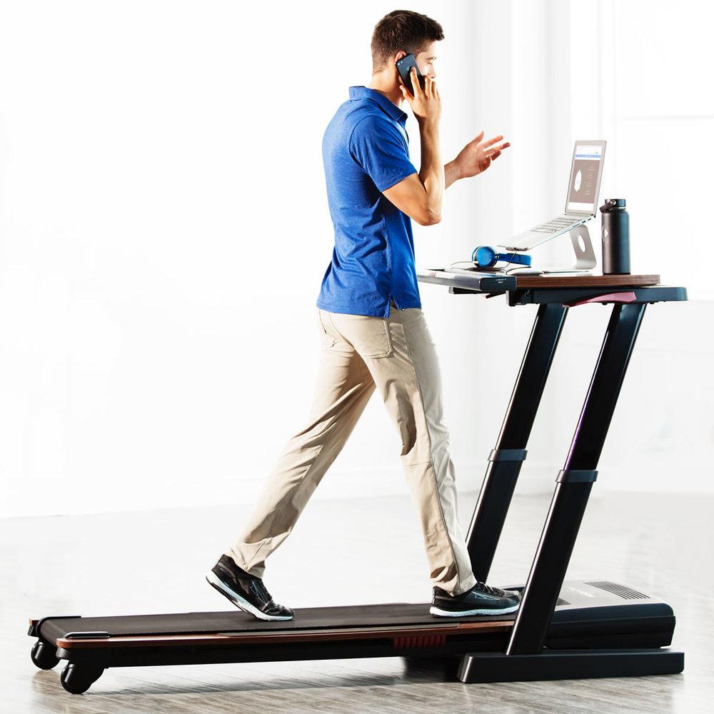 nordictrack-treadmill-desk-platinum-at-work