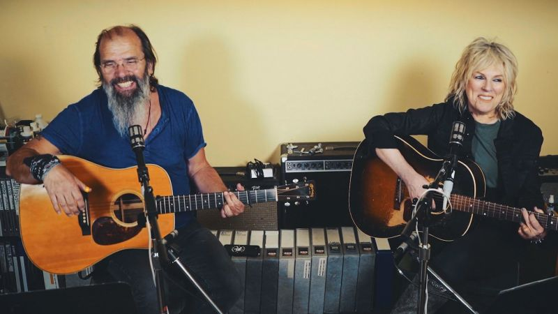 Steve Earle and Lucinda Williams on Art and Empathy