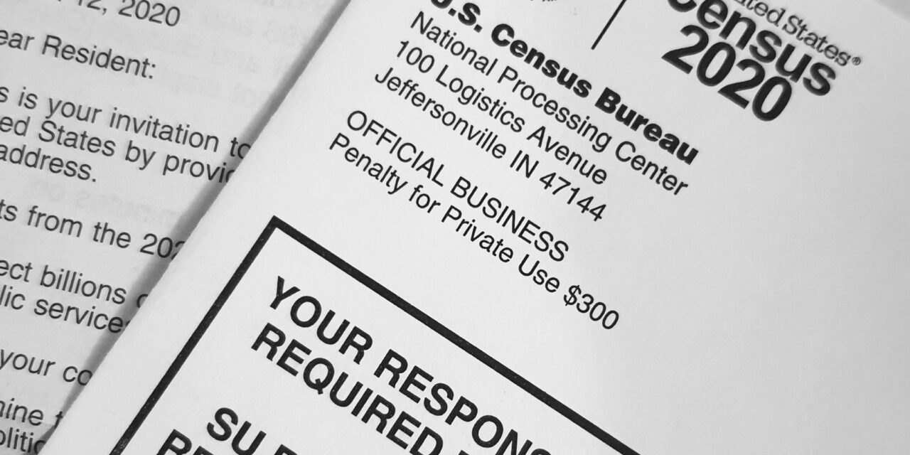 Urgent time crunch shortened to complete your 2020 Census!