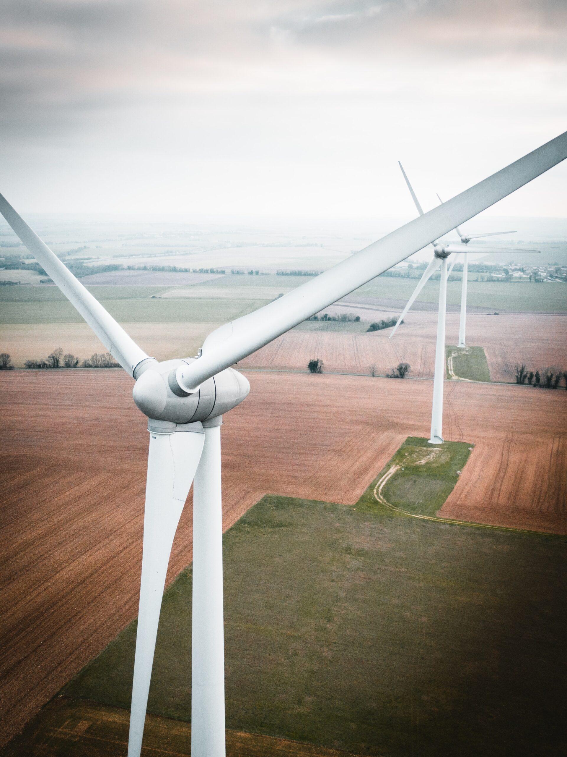 gonz-ddl-Wind Turbines up close-unsplash