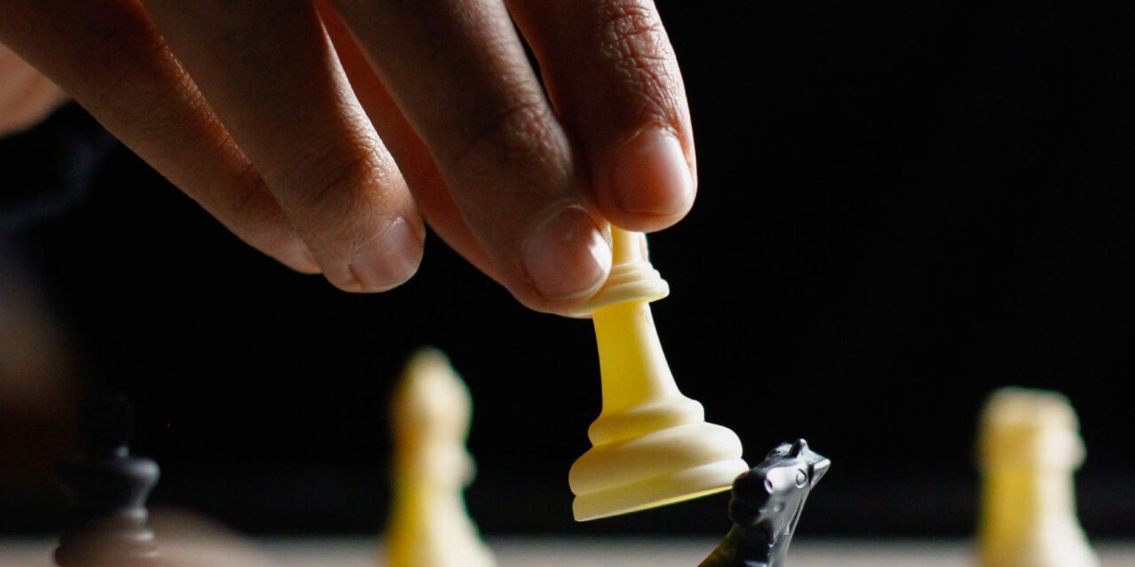 Chess is now and always has been cool