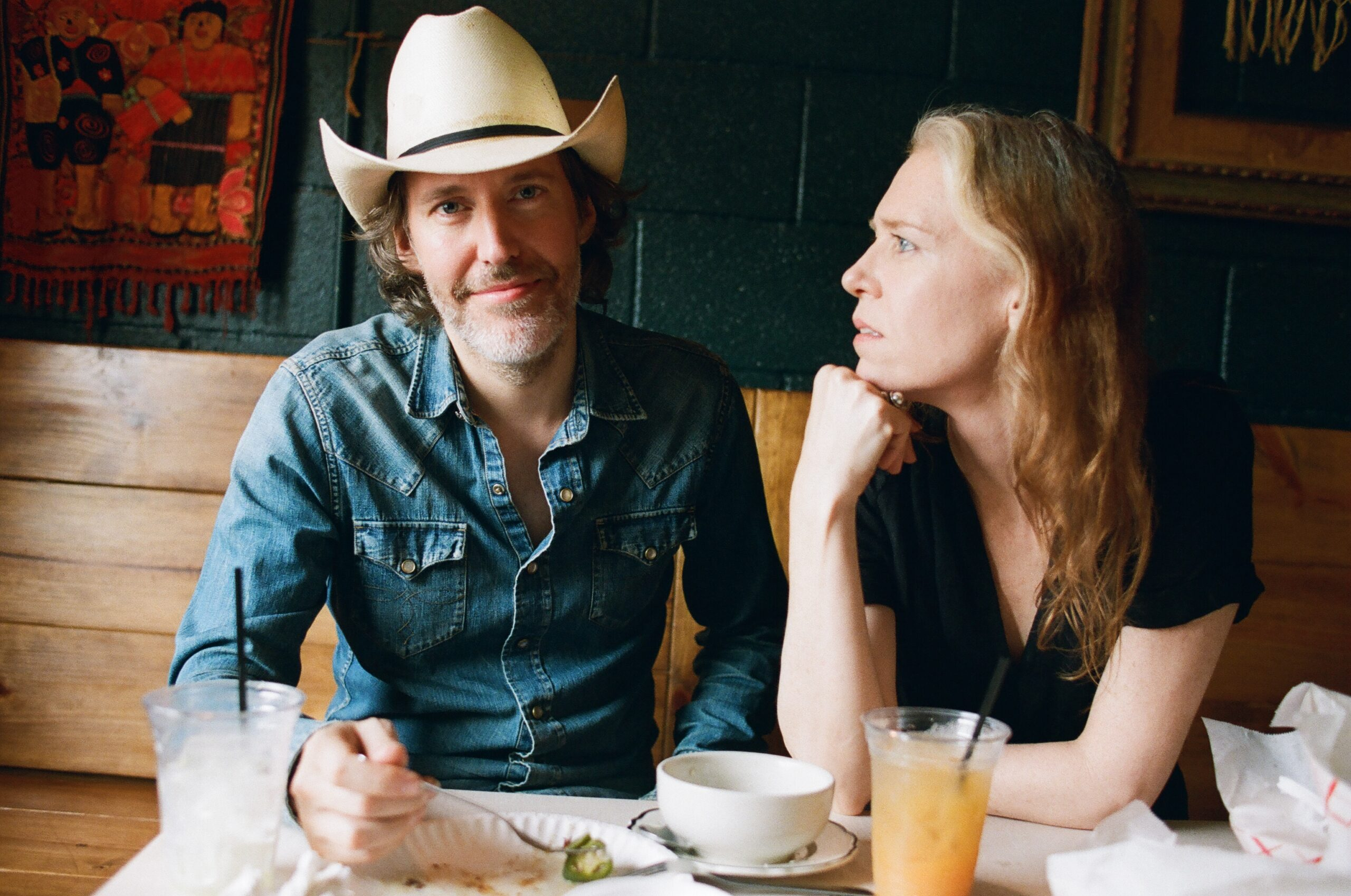 Dave-Rawlings-and Gillian Welch Cafe Table