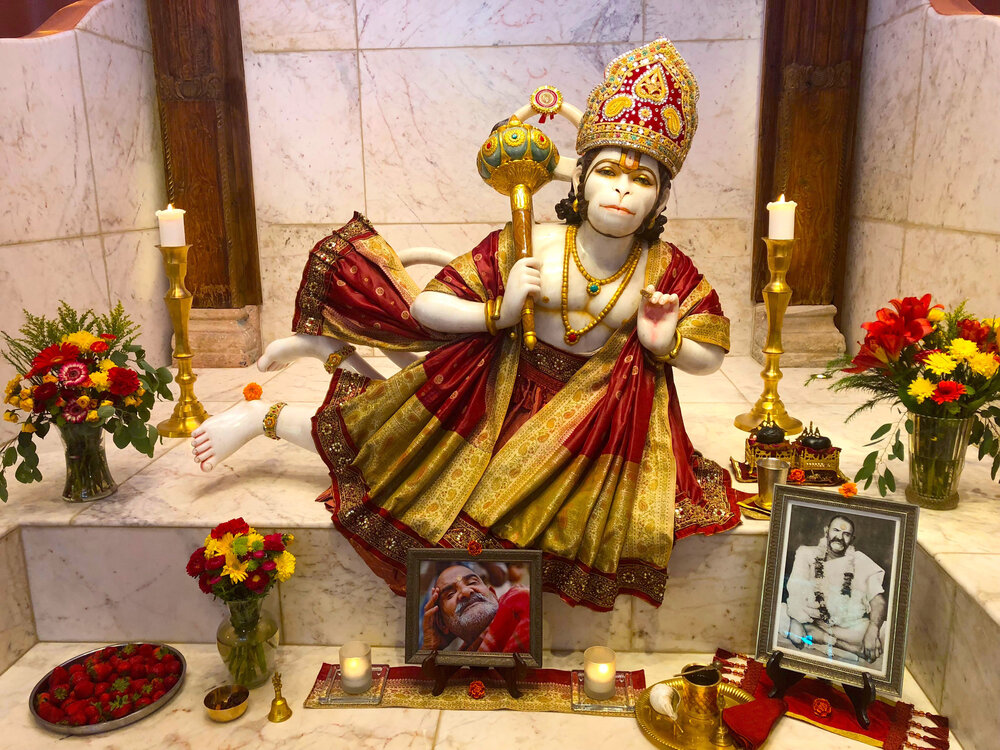 Hanuman-New-Madir
