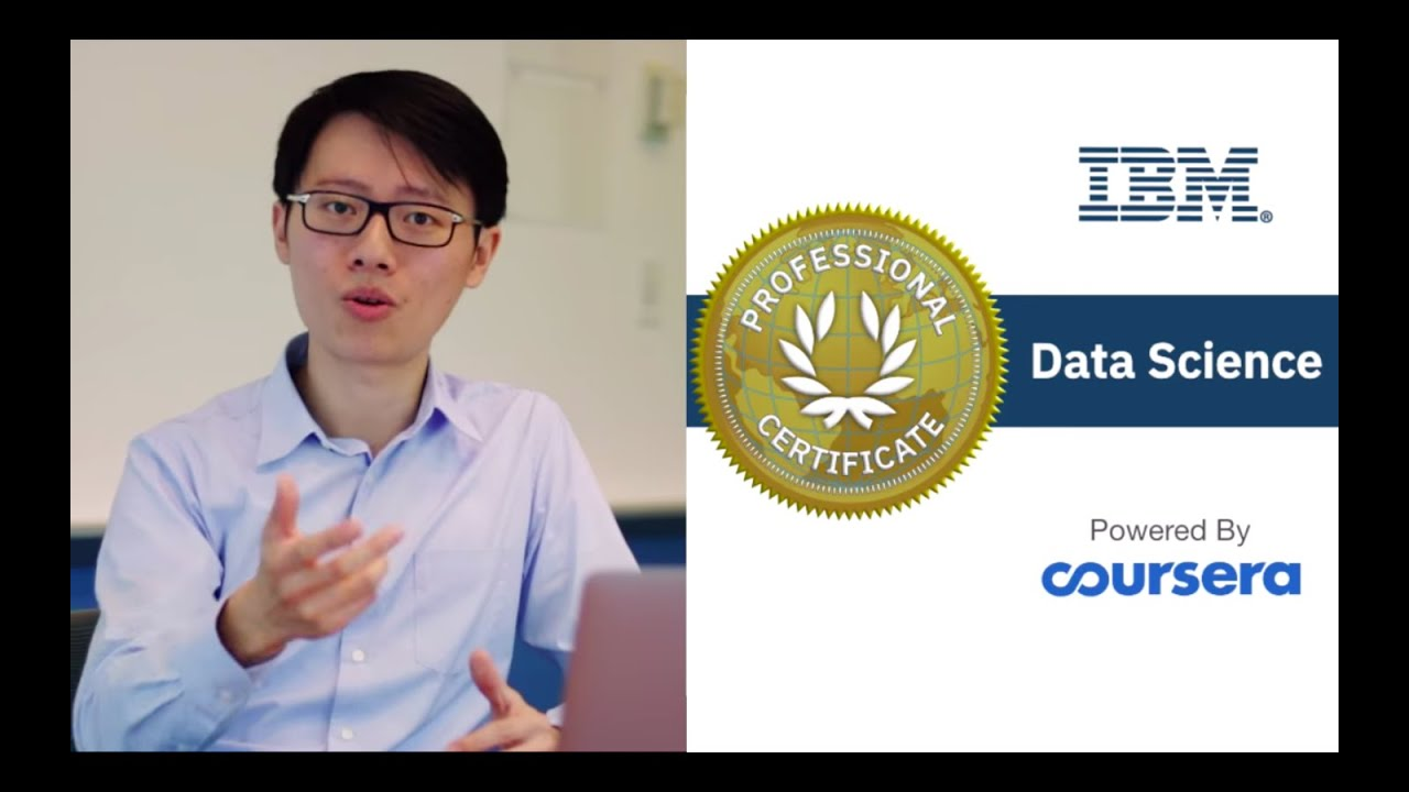 IBM Data Science powered by Coursera