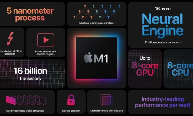 2020 Apple M1 Chip an evolution or revolution?