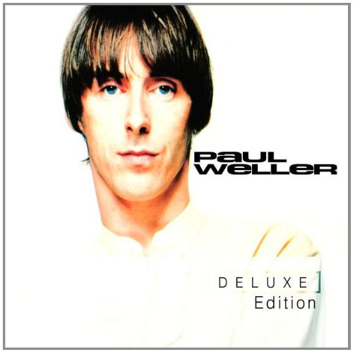 Paul Weller Deluxe Edition Album Cover