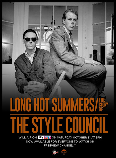The Long Hot Summers The Story of the Style Council