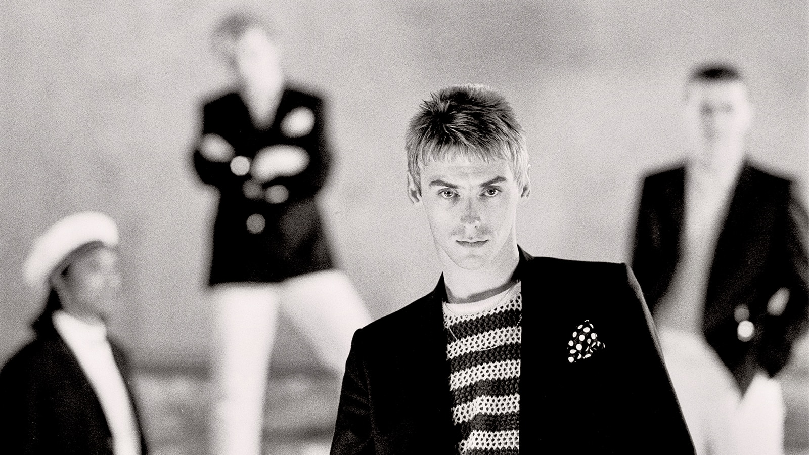 Weller thru his best looks