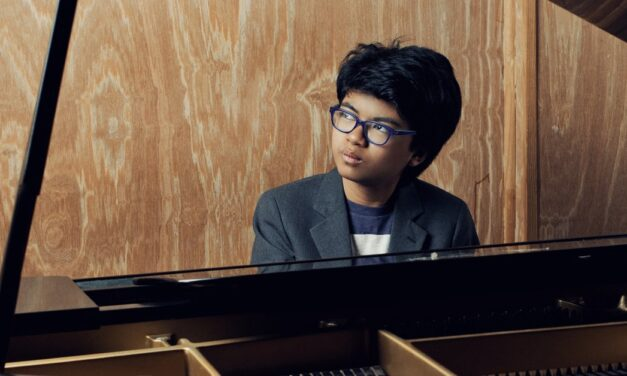 Joey alexander, so young and so Good!