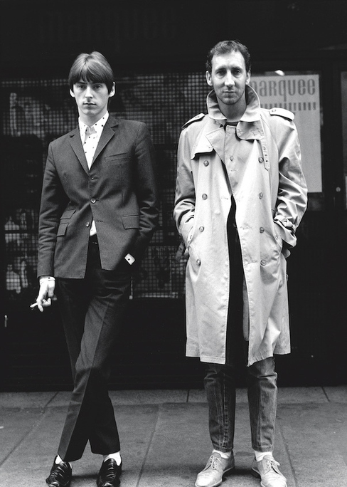 the-rake-paul-weller-with Pete Townshend