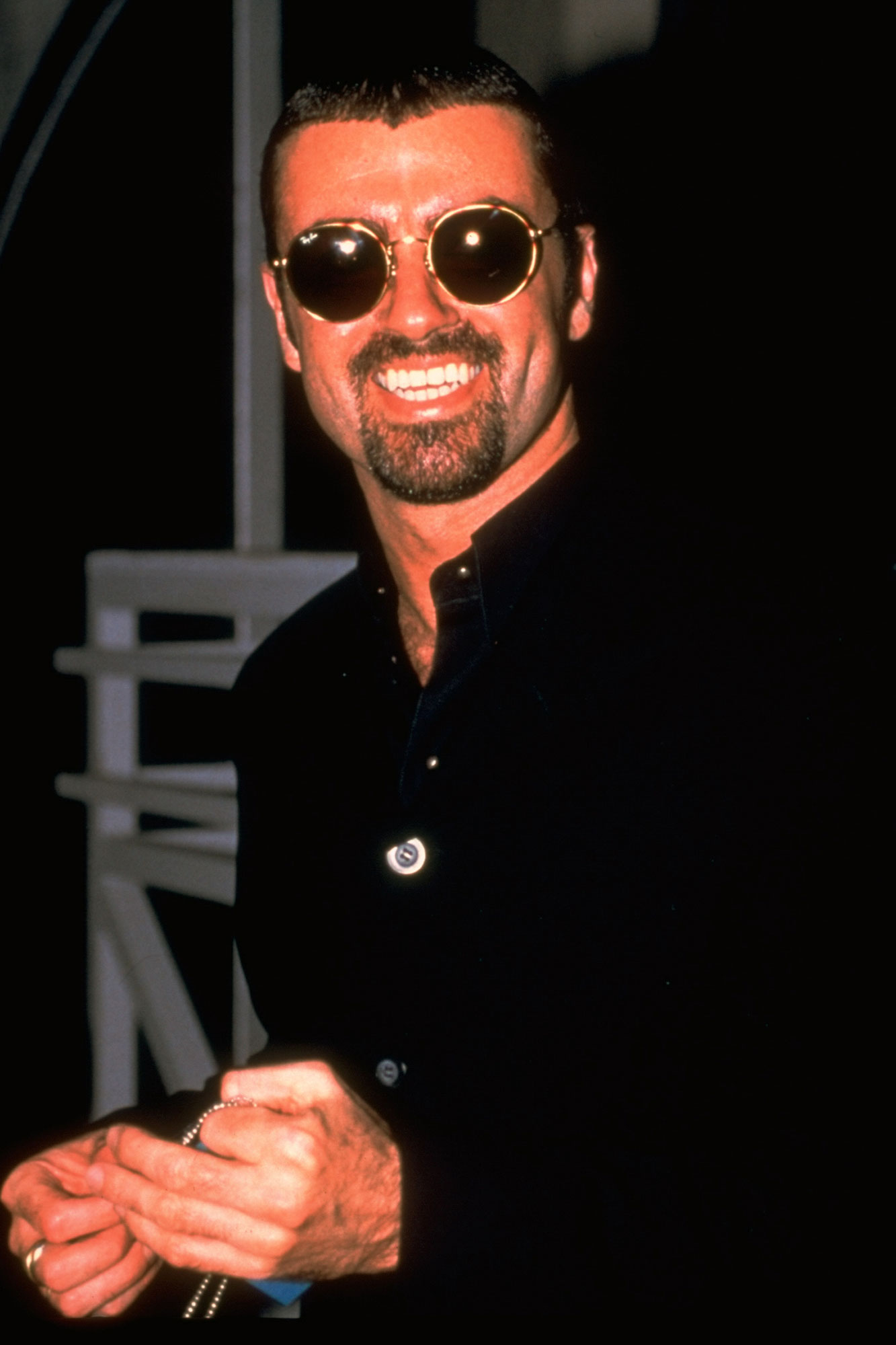 George Michael Style Moments from People Mag