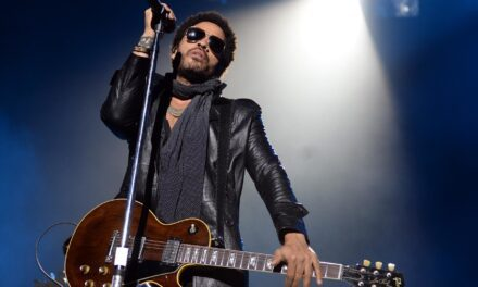 Lenny Kravitz-brings the energy and zeitgeist of the '60s into nigh!