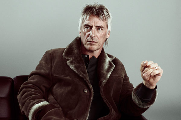 Paul Weller Fashion Mod