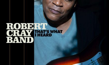 Robert cray I guess I showed her