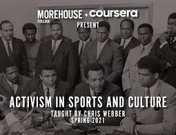 Activism in Sports and Culture Coursera Course