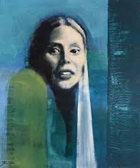 Joni MItchell self Portrait