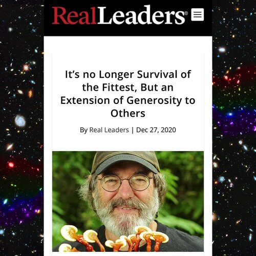Real Leaders Tune in myconauts!  I had the pleasure of being interviewed by @real_leaders, included are two short audio interviews you may enjoy.