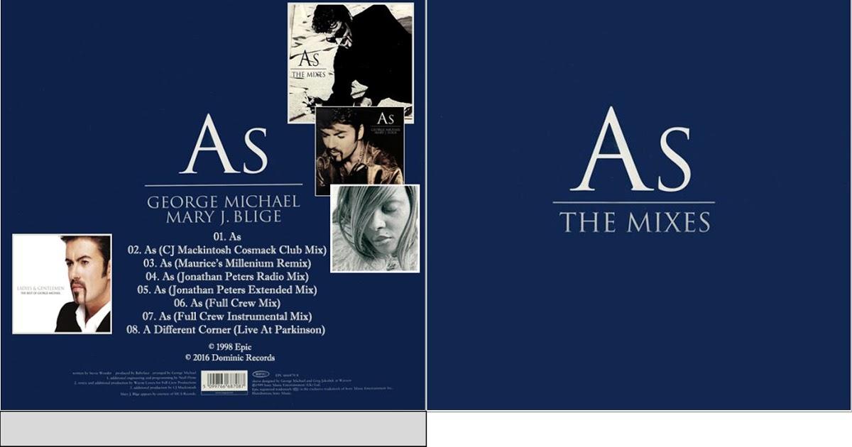 As The Mixes album cover