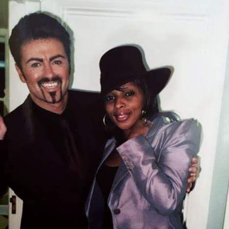 George Michael and Mary J Blige