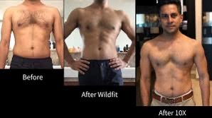 Vishen Lakhiani weight loss and muscle devlopent after 10x fitter and stronger
