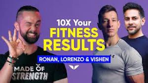 10x Fitness Results Mindvalley