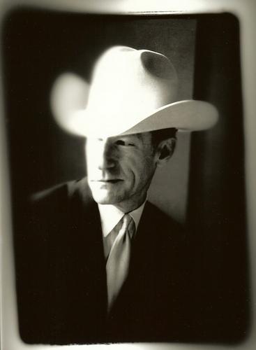 Lyle Lovett in Stetson Hat