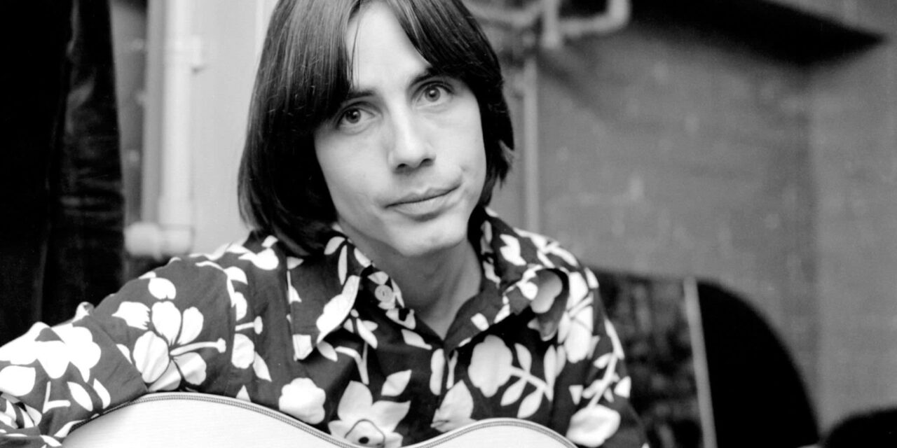 Jackson Browne still present after all these years