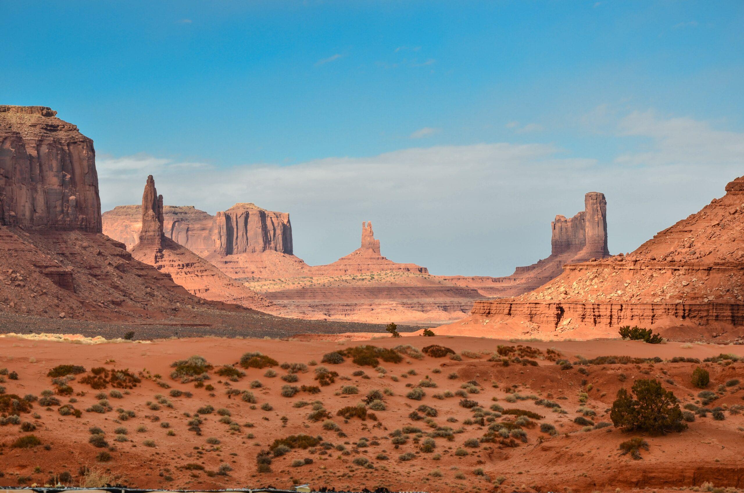 Mojave Desert bu ganapathy kumar