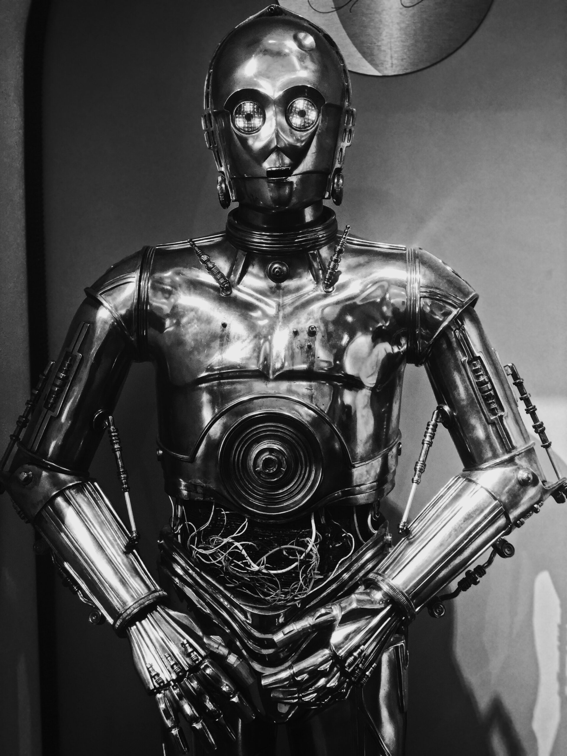 C-3PO by Nice M Nshuti on Unsplash
