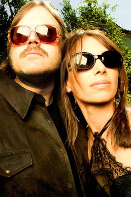 Matthew Sweet and Susanna Hoffs