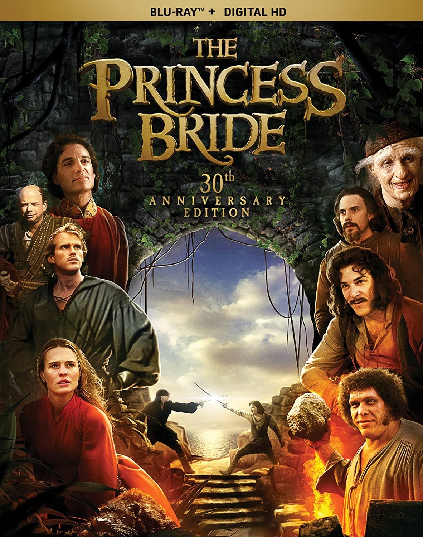 The Princess Bride DVD cover