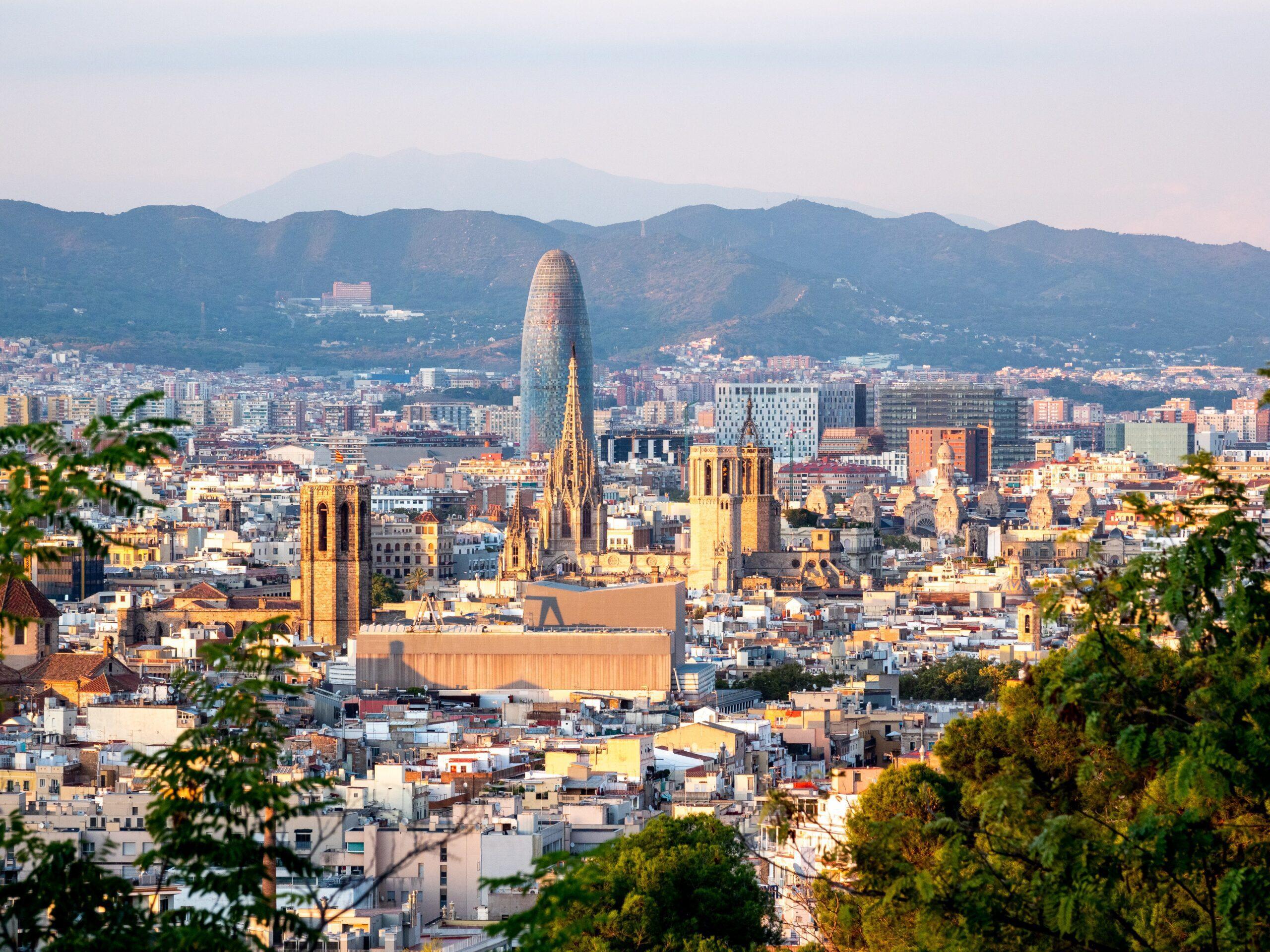 dimitry-anikin-View of Barcelona from high vista-unsplash