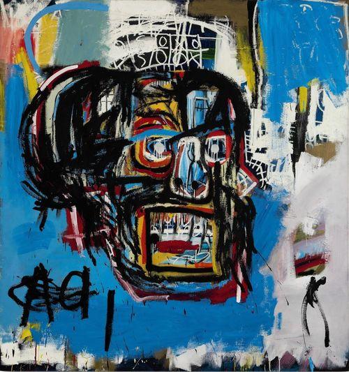 Jean-Michael Basqiuat work