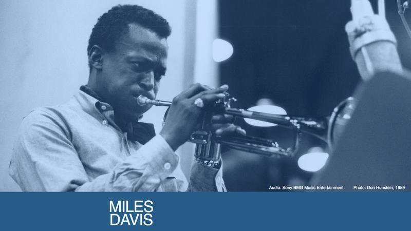 Clip #4: Miles Davis – So What (Studio Sequence) March 2 1959, Columbia 30th Street Studio, New York NY