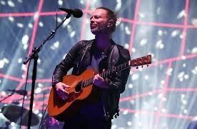 Thom Yorke with Radiohead at Coachella HD