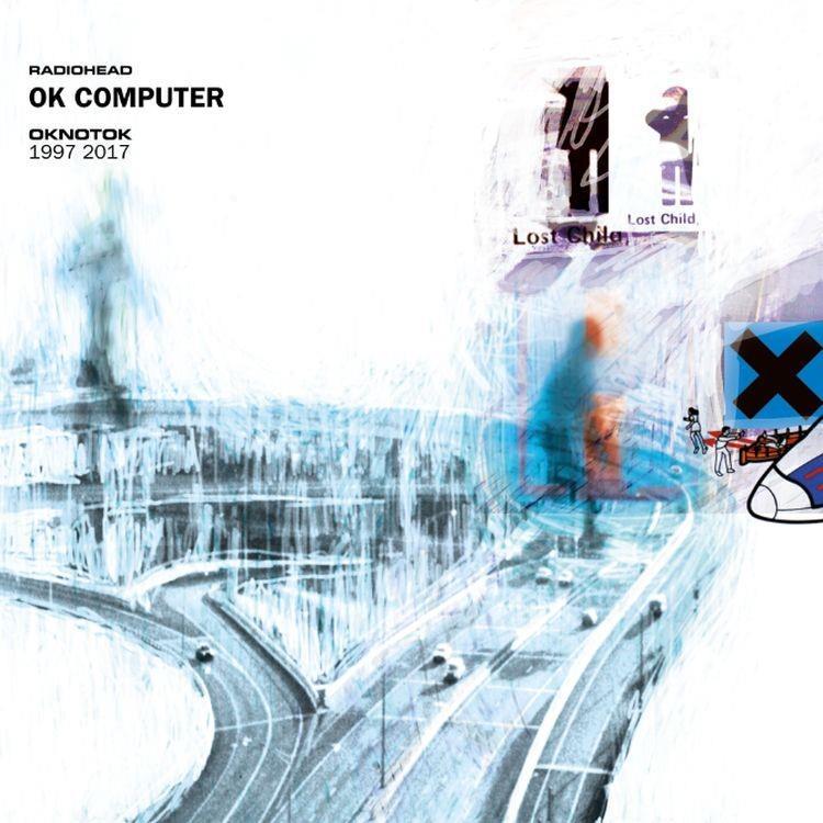 OK computer album cover front